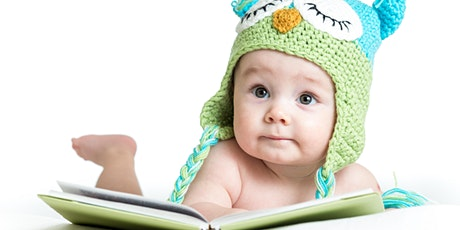 Babies into Books - BIBs - Friday tickets