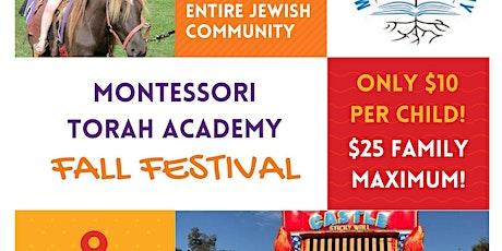 MTA Fall Festival tickets