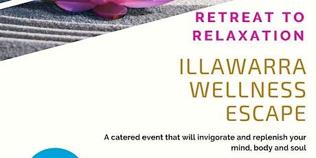 Illawarra Wellness Escape tickets