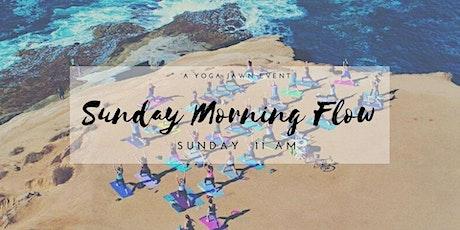 Sunday Morning Yoga on Sunset Cliffs11 AM tickets