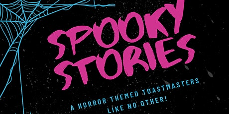 Halloween Special Public Speaking Event! Just as Scary ;) tickets