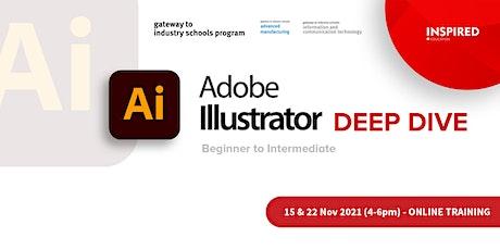 Adobe Illustrator DEEP DIVE tickets