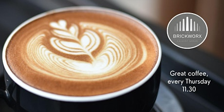 Brickworks Café - Thursday 4th November tickets