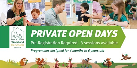 Woodland Happy Valley (Annexe) Private Open Day tickets