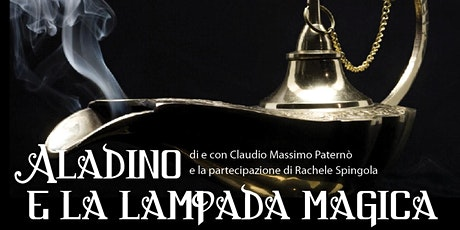 Aladino e la Lampada Magica biglietti