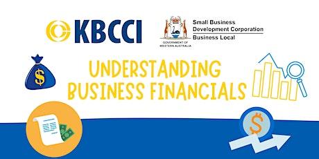 Understanding Business Financials Workshop tickets