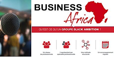 [Go Entrepreneurs] Webinar Entrepreneuriat BLACK AMBITION #ActForDiaspora billets