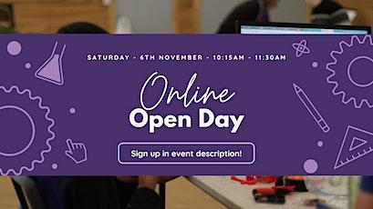 Brain Play - Online Open Day tickets