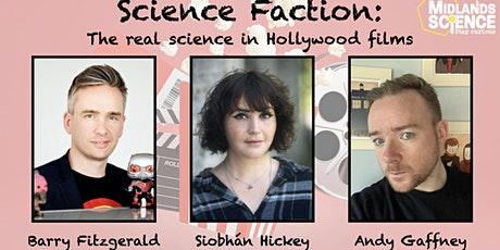 Science Faction - the science of Hollywood Blockbuster movies !! tickets