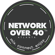 Network Over 40: Atlanta logo