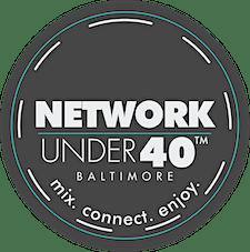 Network Under 40: Baltimore logo