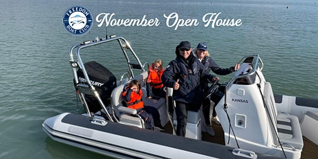 Freedom Boat Club UK - November Open House tickets