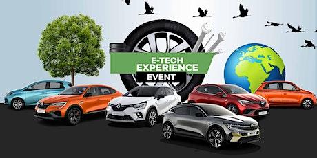 E-TECH Experience Event tickets