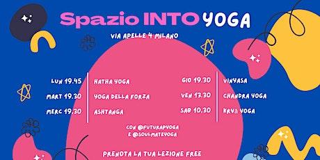 Lezione di Vinyasa Yoga biglietti