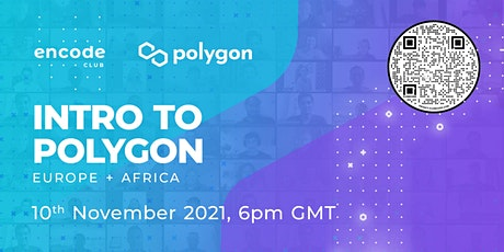 Encode x Polygon: Intro to Polygon (Europe + Africa) tickets