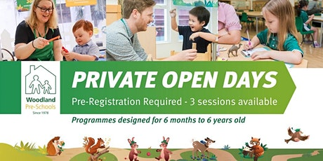 Woodland Sai Kung Private Open Day tickets