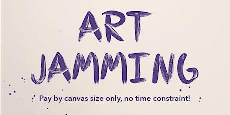 Art Jamming tickets