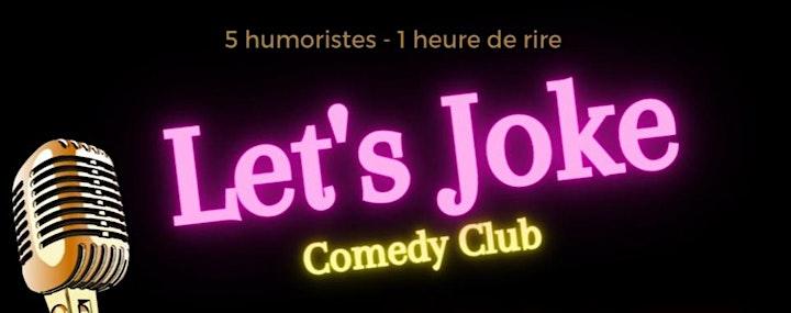 Image pour LET'S JOKE COMEDY CLUB
