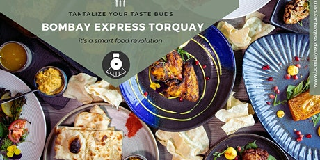 Dinner and networking with Eleanor at the Amazing Bombay Express in Torquay tickets