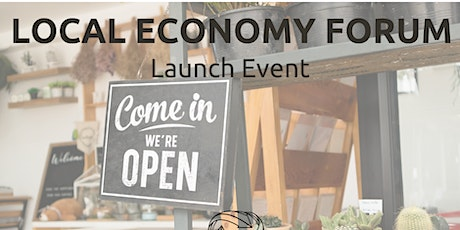 Launch of Isle of Man Chamber of Commerce 'Local Economy Forum' tickets