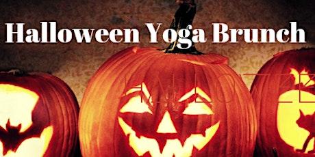 Halloween Vegan Yoga Brunch Club - London tickets
