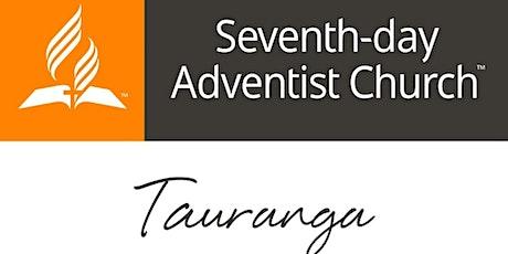 Tauranga SDA Church Service October 30 tickets