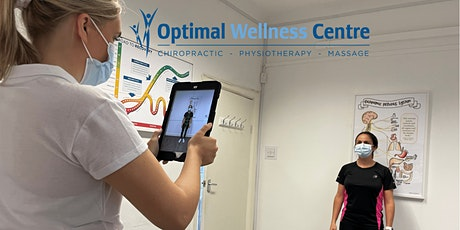 FREE Physiotherapist Spine and Posture Checks tickets