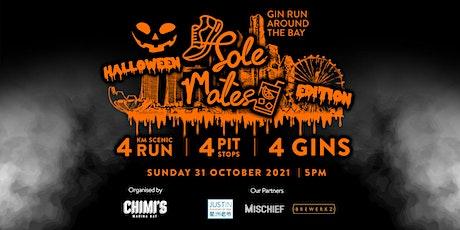 SoleMates Gin Run Around The Bay Halloween Edition tickets