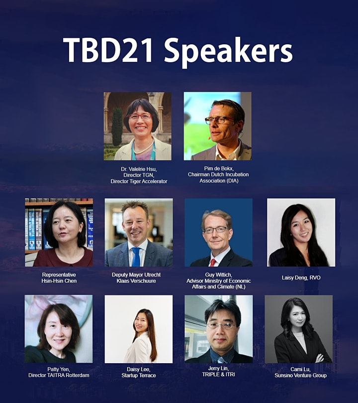 Taiwan Business Day 2021: Smart Money for Smart Startups image