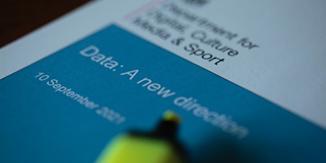 Have your say on UK data reform and help the GMCA respond too tickets