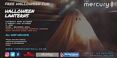 Create A Pumpkin Lantern tickets