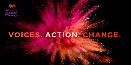 Voices Action Change Meetup tickets