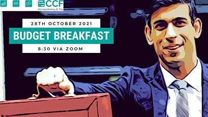 CCF Annual Budget Breakfast tickets