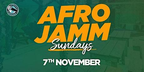 AFRO JAMM SUNDAYS tickets