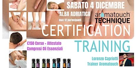 ALBA ADRIATICA Corso AromaTouch Technique dōTERRA biglietti
