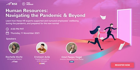 Human Resources: Navigating the Pandemic & Beyond tickets