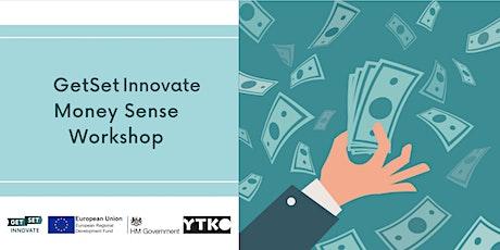 GetSet Innovate Money Sense Workshop tickets