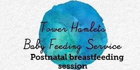 Tower Hamlets Postnatal Breastfeeding Support Session tickets