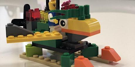 LEGO® Serious Play® Facilitator Ausbildung: Base Play Tickets