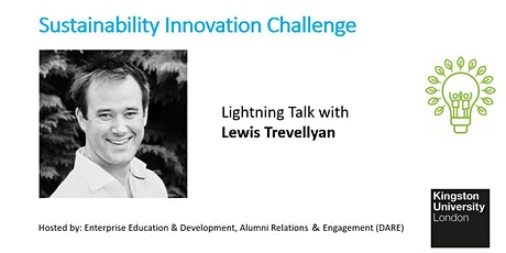Sustainability Lightning Talk with Lewis Trevellyan, The Trevellyan Group tickets