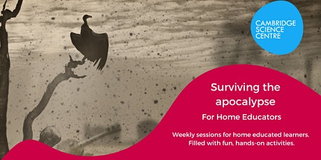 Home Educators Session - Surviving the apocalypse - Stay safe tickets