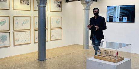 Visite exceptionnelle par Philippe Rizzotti, commissaire de l'exposition billets