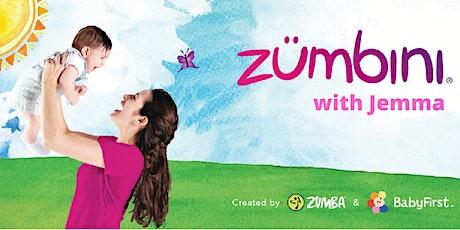 Zumbini taster class tickets