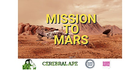 Mission to Mars - Dundee Science Festival 2020 tickets