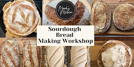 Sourdough Bread Making Workshop tickets