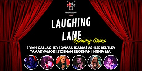 Laughing Lane Opening Show - Stand Up Comedy Night tickets
