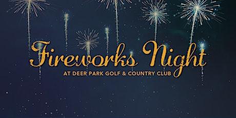 Deer Park Annual Fireworks Display tickets