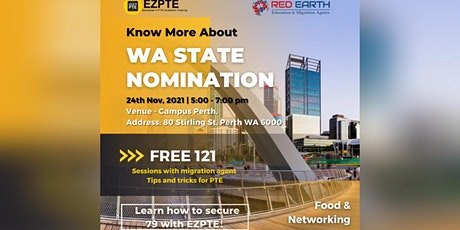 Know More About WA State Nomination tickets