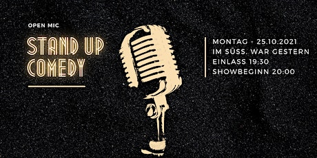 Stereo Comedy - Stand Up Comedy Open Mic Show - Berlin - Friedrichshain Tickets