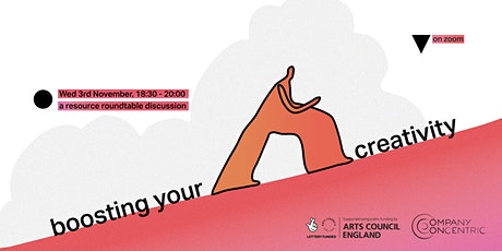 Resource Roundtable #5: Boosting your Creativity (free event for artists) tickets